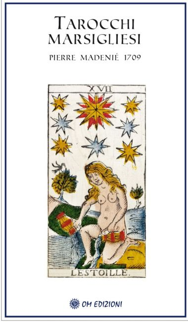 Tarocchi marsigliesi Pierre Madenie 1709