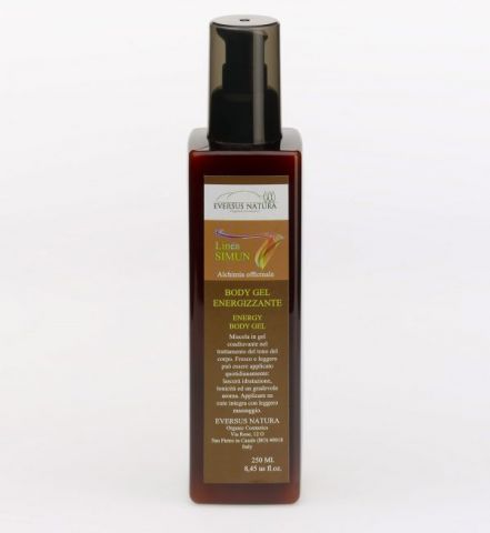 Bio Body gel corpo energizzante 250ml