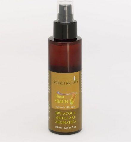 Bio-acqua micellare aromatica SIMUN ml 100