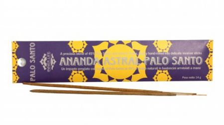 Incenso Ananda Astral Palo Santo