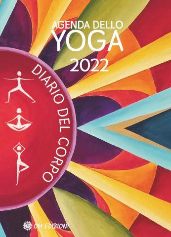 AGENda dello yoga 2022. DIario del corpo