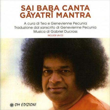 Sai Baba canta Gayatri Mantra (Libro+CD)