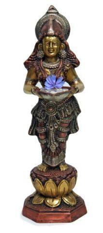 Lakshmi 34 cm statua