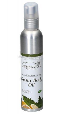 Drain Body Oil - Olio Drenante