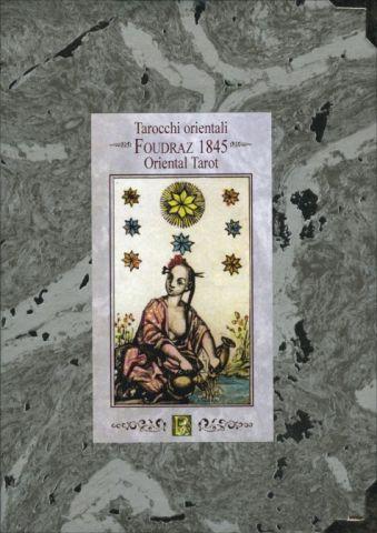 Tarocchi Orientali Foudraz 1845 Deluxe Box