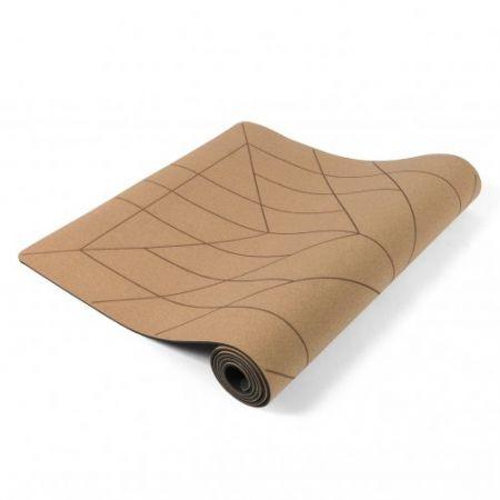 Tappetino Yoga Cork Superficie in sughero