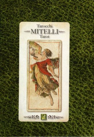 Tarocchi Mitelli - Art Box