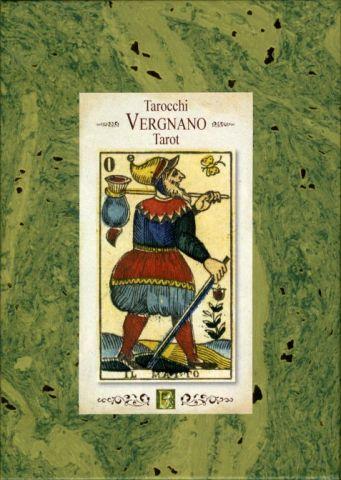 Tarocchi Vergnano 1830