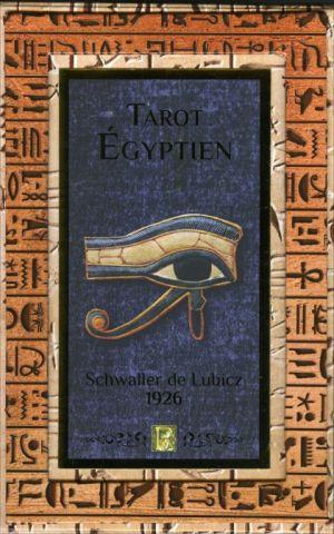 Tarot Égyptien - Tarocchi Egizi - Schwaller de Lubicz 1926
